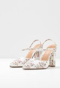 Call it Spring - GLALLA - High heels - white/multicolor - 4