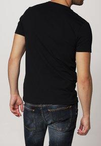 Filippa K - TEE - Basic T-shirt - navy - 3