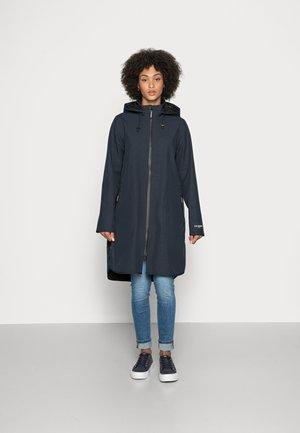 RAINCOAT - Classic coat - dark indigo