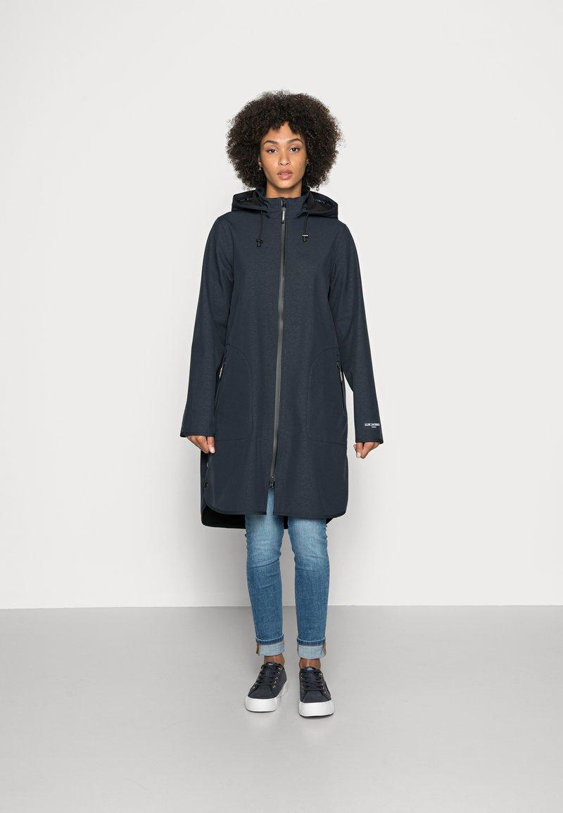 Ilse Jacobsen - RAINCOAT - Classic coat - dark indigo