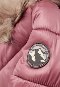 Next - Winter jacket - pink - 4