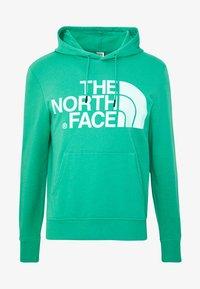 The North Face - STANDARD HOODIE - Bluza z kapturem - lagoon - 5