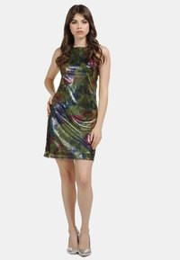 myMo at night - Cocktail dress / Party dress - rainbow - 1