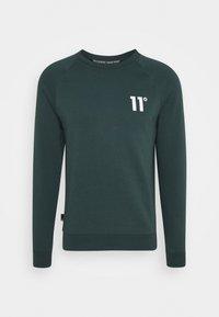 11 DEGREES - CORE - Sweatshirt - darkest spruce grey - 4