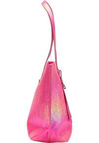 myMo at night - Tote bag - pink - 2