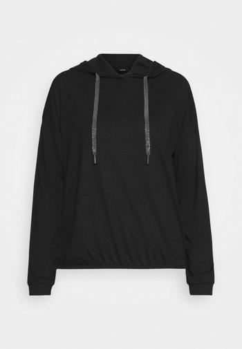 GIANKA - Sweatshirt - black