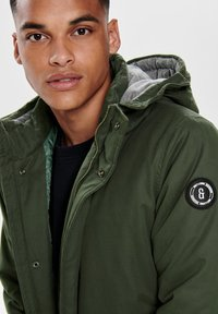 Only & Sons - ONSETHAN  - Parka - olive - 3
