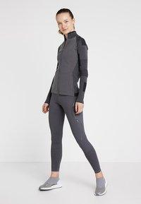 adidas by Stella McCartney - ESSENTIALS SPORT WORKOUT LEGGINGS - Legging - grey five - 1