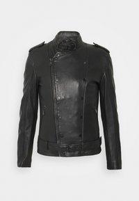 Serge Pariente - FRESH - Leather jacket - black - 0