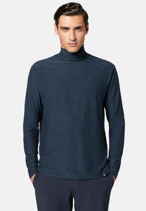 Longsleeve - navy blue