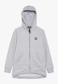 Timberland - Zip-up hoodie - meliertes grau - 0