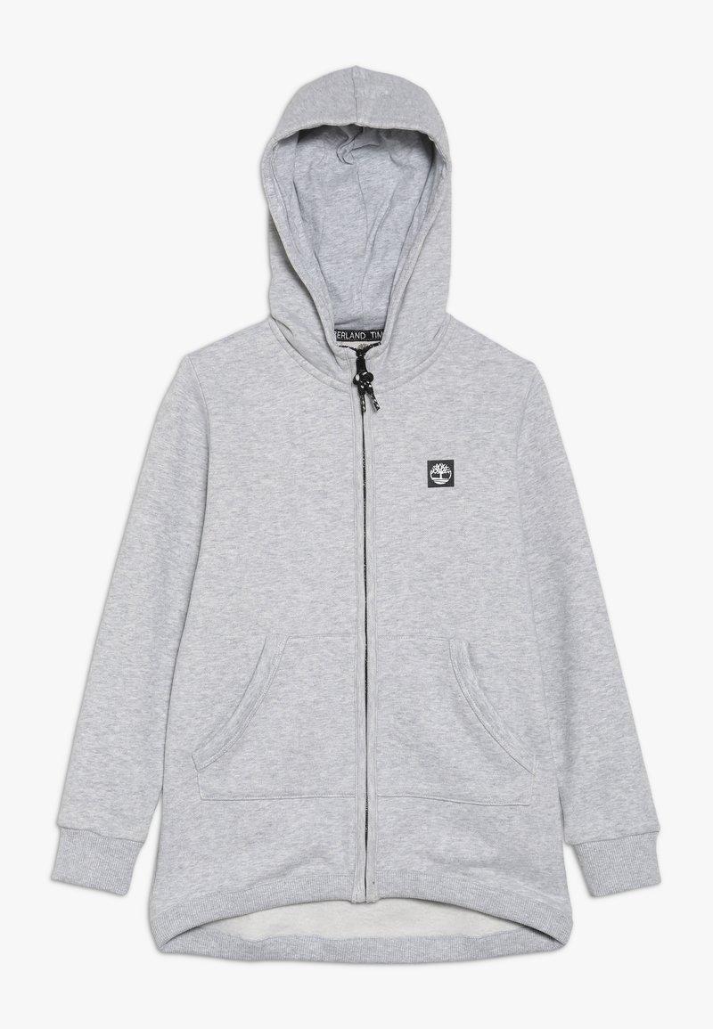 Timberland - Zip-up hoodie - meliertes grau