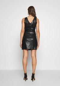 EDITED - IVER DRESS - Shift dress - schwarz - 2