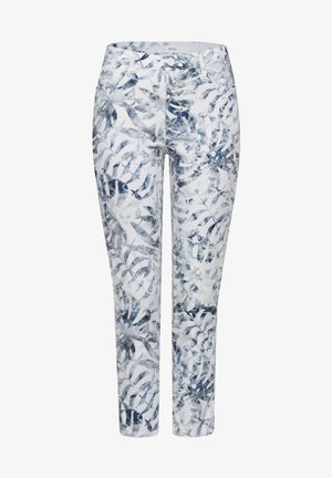 MARY S - Slim fit jeans - clean sky