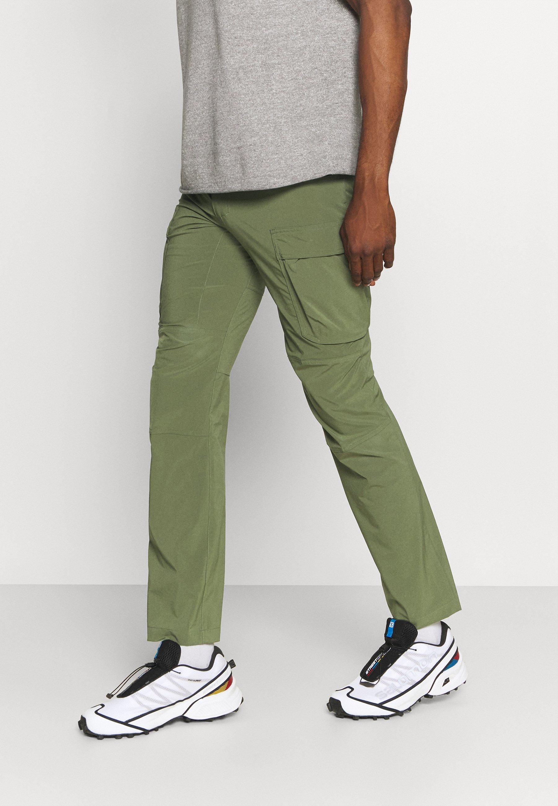 Men MENS SKARVAN BIOBASED PANTS - Outdoor trousers