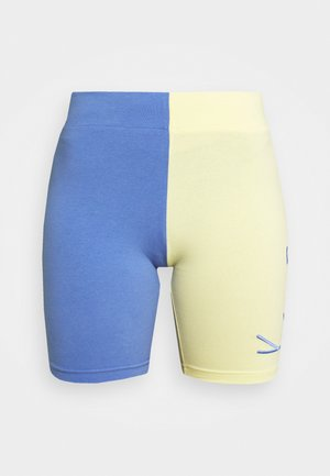 SIGNATURE BLOCK CYCLING - Shorts - blue