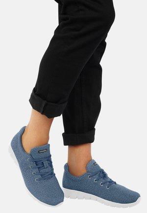 Sneakers laag - jeansblau