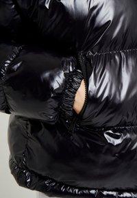 Napapijri - ART SHINY - Winter jacket - black - 5