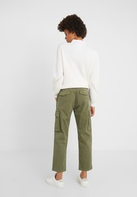 Citizens of Humanity - GAIA PANT - Kalhoty - army green - 2