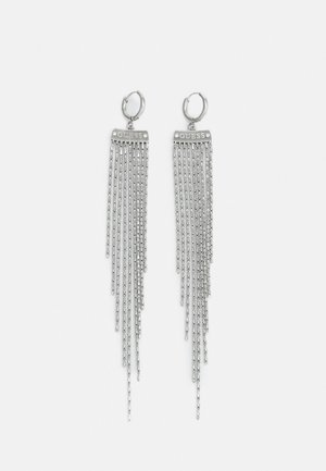HOLLYWOOD GLAM - Earrings - silver-coloured