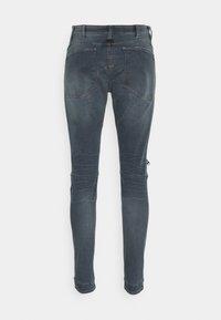 G-Star - 5620 3D ZIP KNEE SKINNY - Jeans Skinny Fit - elto novo superstretch/worn in smokey night - 6