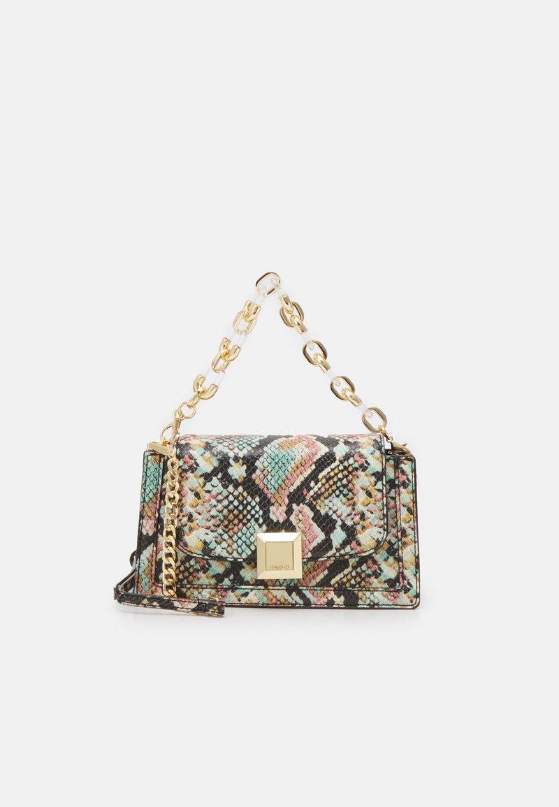 ALDO - INGLUNA - Handbag - multi/gold-coloured