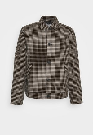 KESS HARRY - Summer jacket - brown
