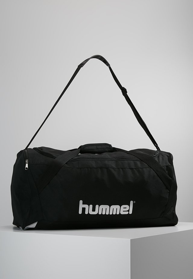 CORE SPORTS BAG - Sportväska - black