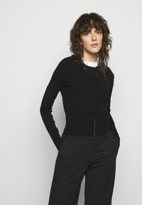 HUGO - SERRIA - Cardigan - black - 0