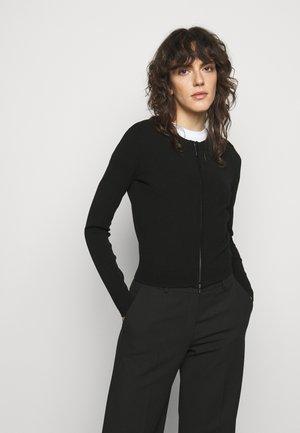 SERRIA - Cardigan - black
