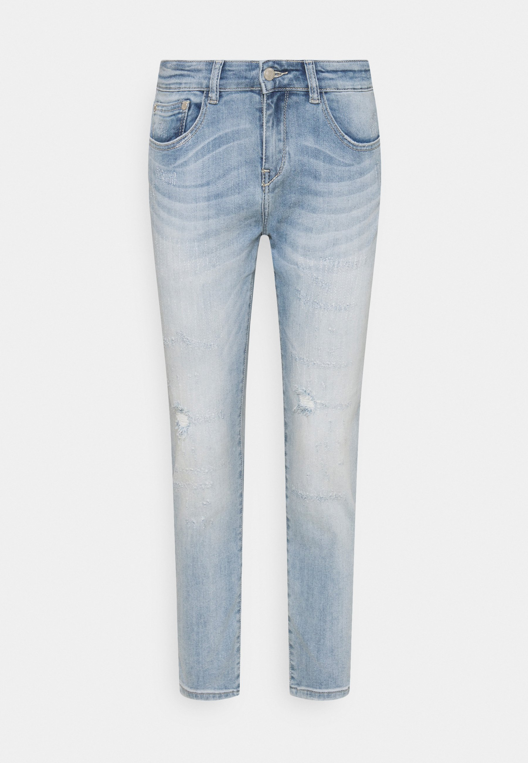 Women TROUSERS DAMAGED - Jeans Skinny Fit