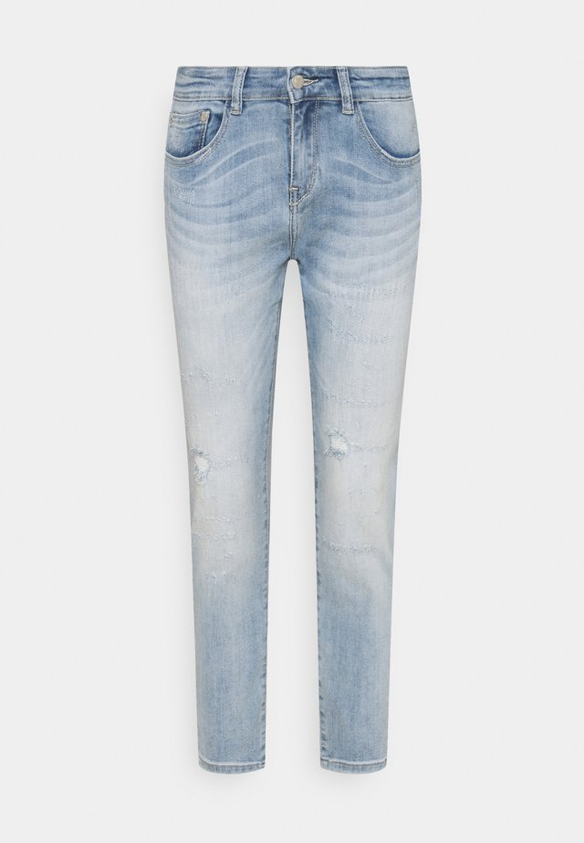 TROUSERS DAMAGED - Jeans Skinny Fit - blue