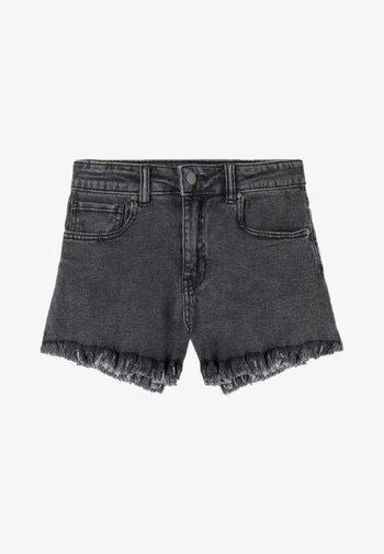 Denim shorts - nero jeans