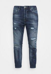 Gabba - ALEX - Jeans Tapered Fit - dark blue denim - 4