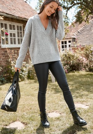 EMBELLISHED  - Jumper - grey