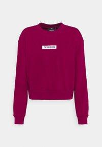 Calvin Klein Performance - Sweatshirt - pink - 0