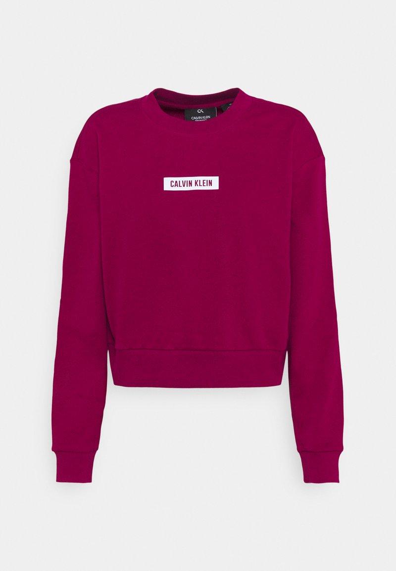Calvin Klein Performance - Sweatshirt - pink