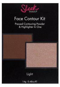 Sleek - FACE CONTOUR KIT - Face palette - light - 1
