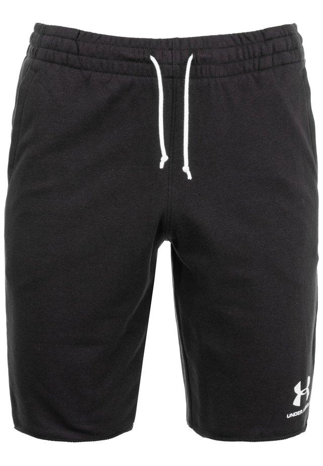 SPORTSTYLE TERRY  - Sports shorts - black