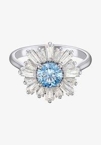 Swarovski - Ring - blue - 1