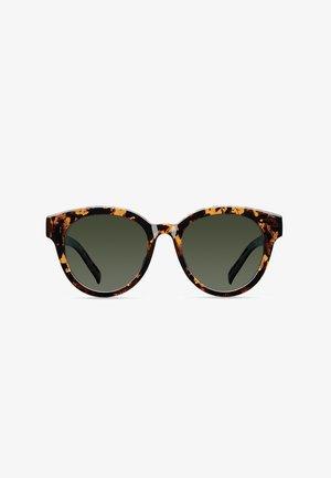 ZEILA - Sunglasses - tigris olive