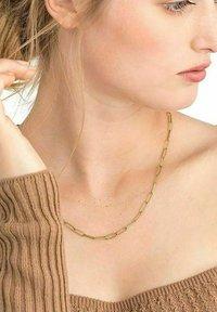 NOELANI - Necklace - gold - 0