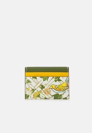ROBINSON PRINTED CARD CASE - Wallet - summer