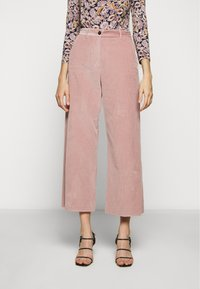 WEEKEND MaxMara - TOBIA - Trousers - rosa - 0