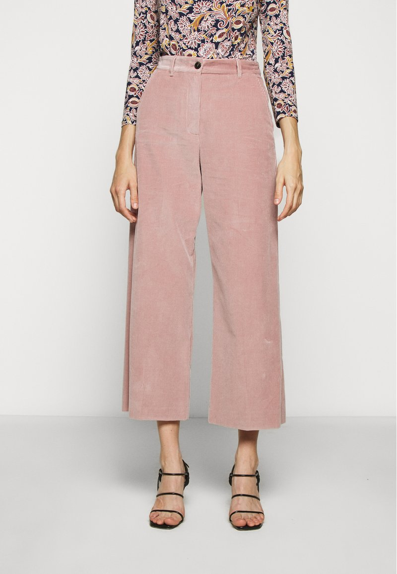 WEEKEND MaxMara - TOBIA - Trousers - rosa