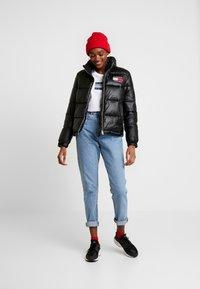Tommy Jeans - JACKET - Zimní bunda - black - 1
