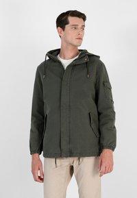 Scalpers - Outdoor jacket - khaki - 3