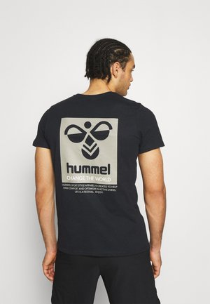 HMLTORONTO  - Camiseta estampada - black