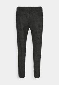 Cinque - CIBEPPE TROUSER - Oblekové kalhoty - dark grey - 1