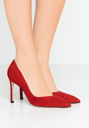 ANNY - High heels - followme red